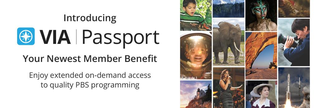 Introducing WVIA Passport